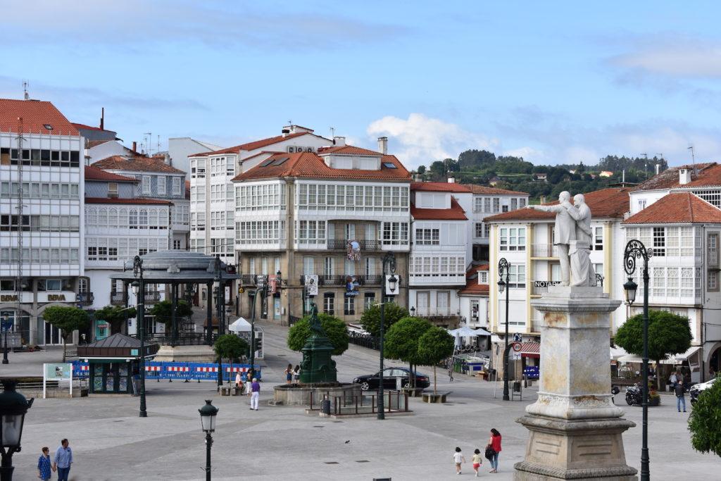 praza irmáns garcía naveira Antigo reino de Galicia