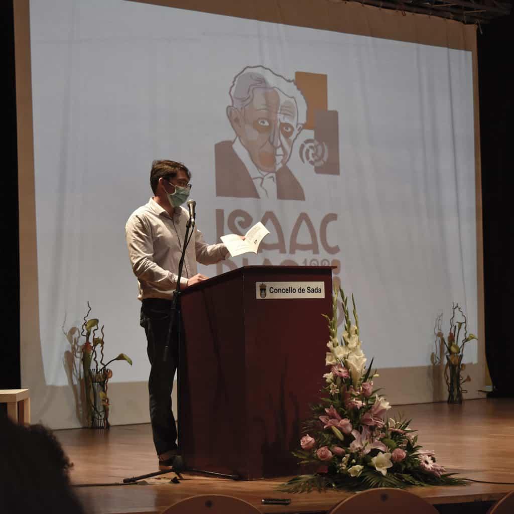 Paco Pita (Francisco Arturo Pita Fernández) Asociación Cultural Irmáns Suárez Picallo