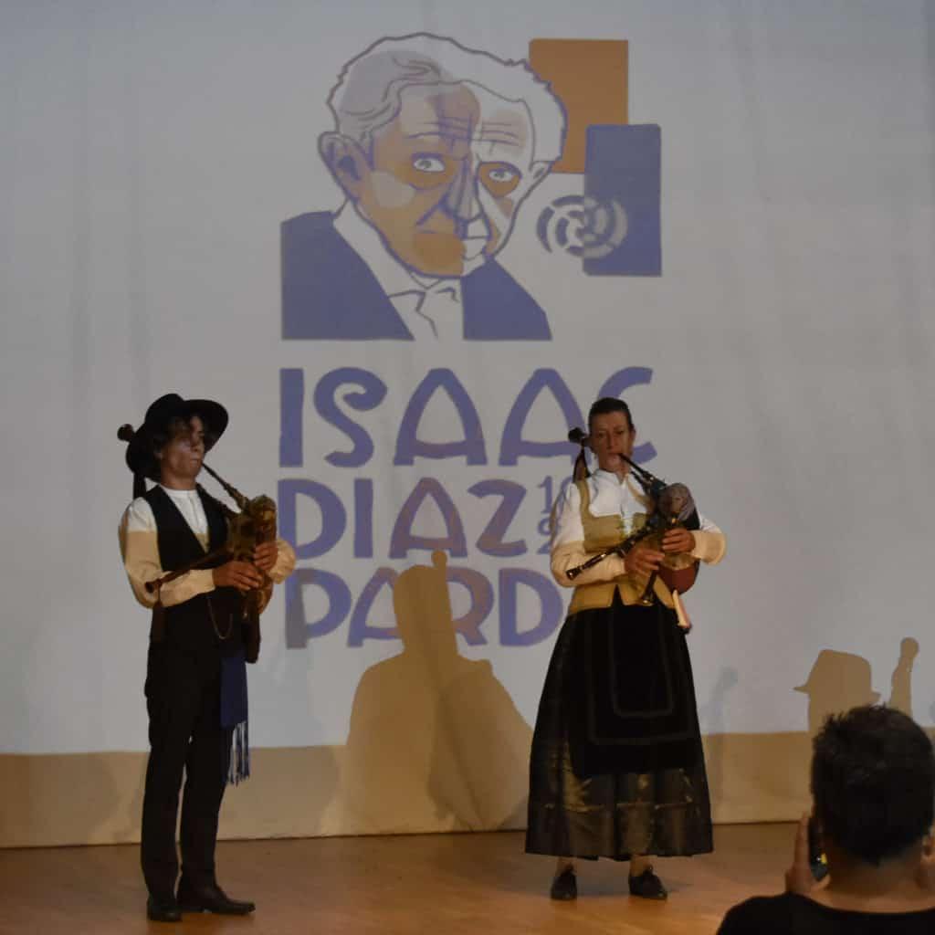 Música Galega Centenario Isaac Díaz Pardo